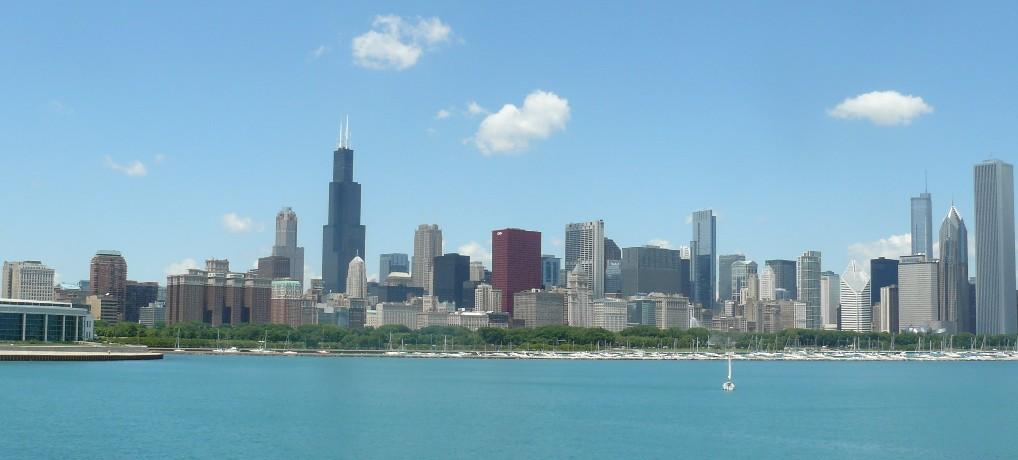 Чикаго – перша подорож Колумба