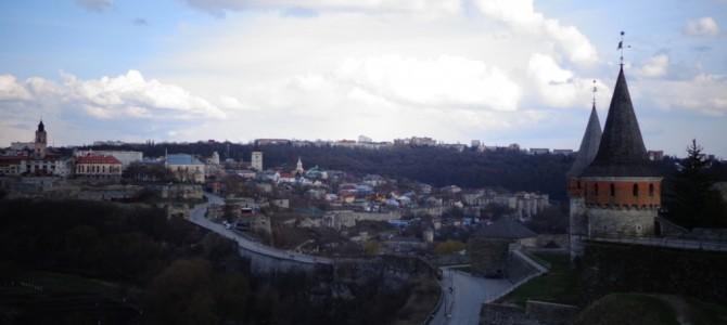 Кам'янець-Подільський – замково-стріт-артовий