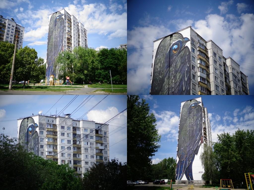 Адреса: бульвар Академіка Булаховського, 40 Автор: Alex Maksiov (Україна)
