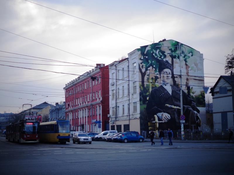 Адреса: вулиця Старовокзальна, 12 Автор: команда Kailas-V (Україна)